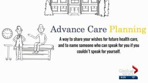 Edmonton Health Matters: Advanced care planning day